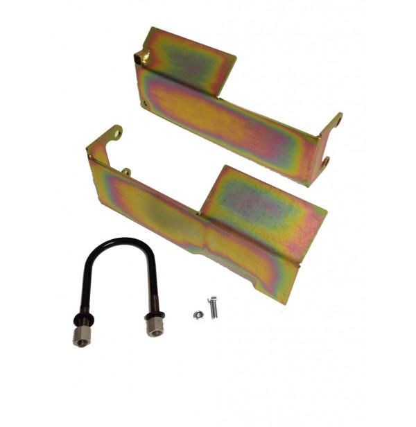 D40 Navara ABS Sensor Guard Kit